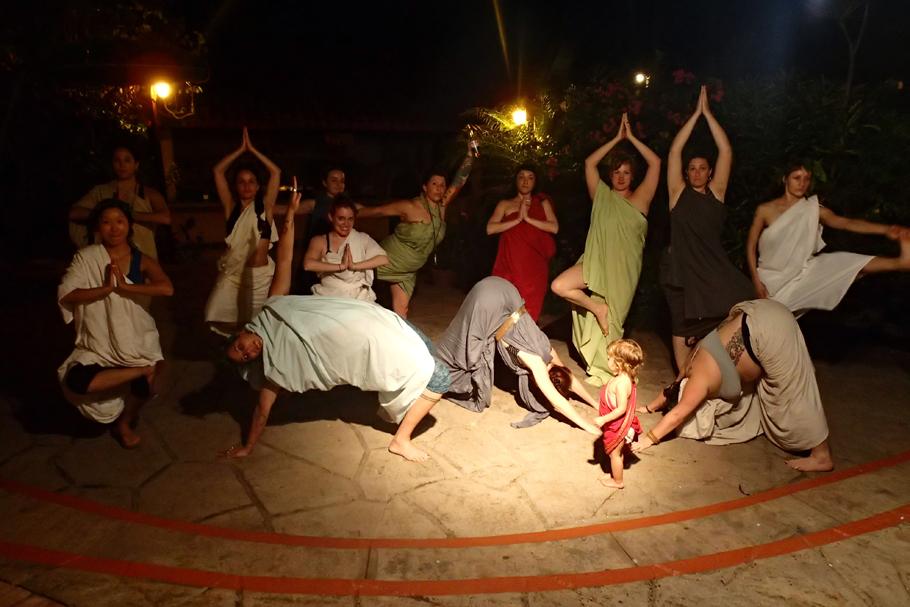 Toga Yoga | Mira Betz Retreat